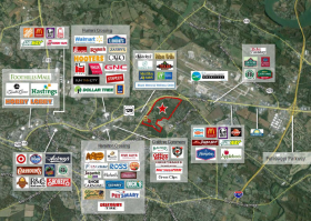 Alcoa Hwy Greenway Center Land<br>Multifamily - Land