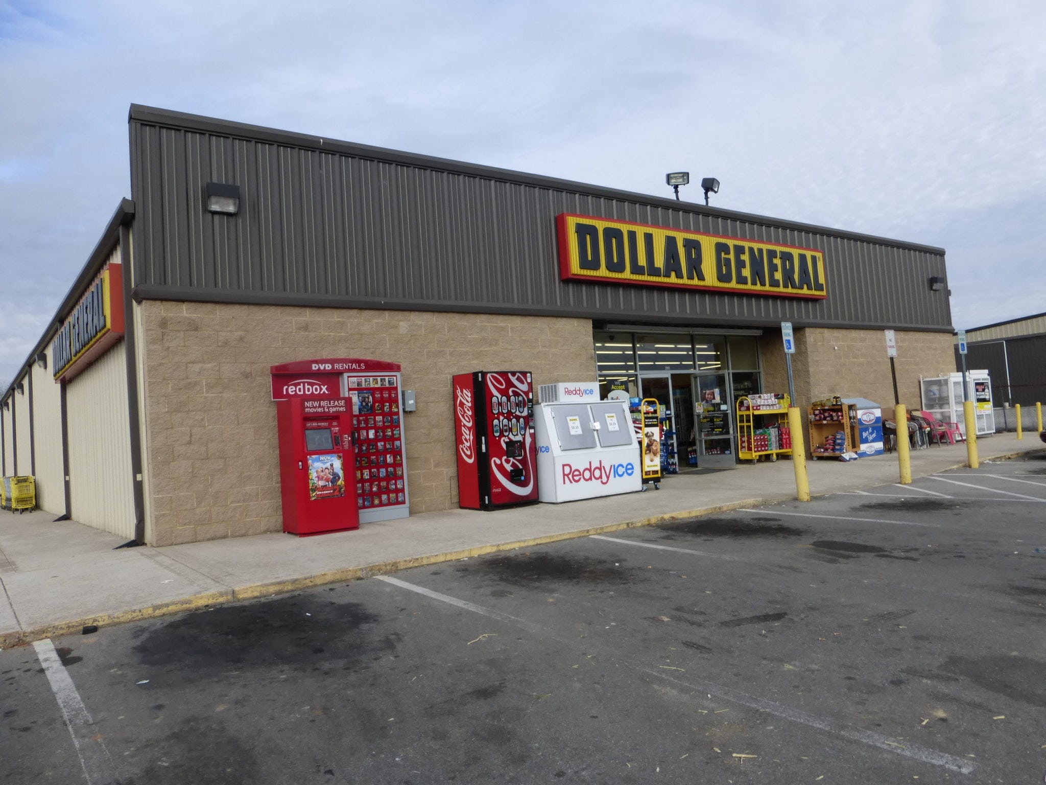 Dollar General Closed In Cookeville TN